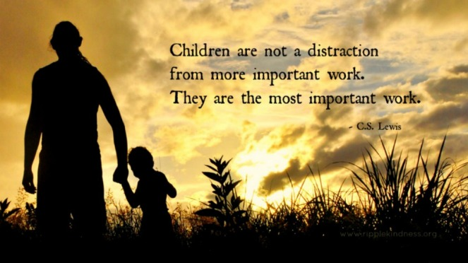 Children-are-the-most-important-work1
